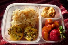 beneficial bento: Breakfast Bento