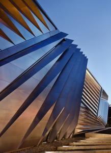 Eli & Edythe Broad Art Museum by Zaha Hadid | Delood