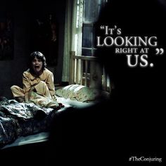 The Conjuring OMG hav u guys seen this?!? So paranoid now!!!!