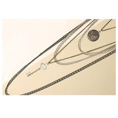 Fashion and Star Feel Style Multi-Strips Retro Feel Design NecklaceNecklaces | RoseGal.com