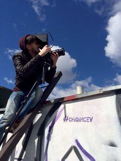 Снимали клип сегодня #chigincev #production #loveStory #клип #Moscow #chigincevcom #ведущий