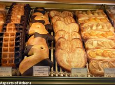 Paul Bakery in Athens