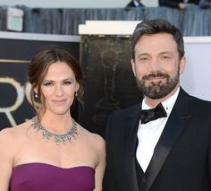 Casal anunciou divórcio após suposto relacionamento de Affleck com babá dos filhos