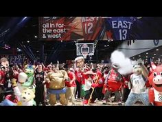 Harlem Shake (NBA All-Star Jam Session)