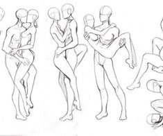 #art #helpful #sketches #gestures #artist #ideas #draw #illustration #reference
