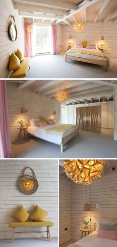 Archiemons - This British lighting and furniture designer has completed a home for himself and his family