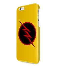 Reverse Flash Logo Professor Zoom Comics Plastic Snap-On Case Cover Shell For iPhone 6 O Flash, Iphone 6, Iphone Cases, Reverse Flash, Thing 1, Grant Gustin, Dc Universe, Professor, Shells