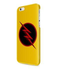 Reverse Flash Logo Professor Zoom Comics Plastic Snap-On Case Cover Shell For iPhone 6 O Flash, Iphone 6, Iphone Cases, Reverse Flash, Thing 1, Grant Gustin, Dc Universe, Professor, Netflix