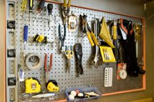 Some basic garage advice that would work for other areas of the home. The Garagenous zone: Tips to organize your garage | Unclutterer