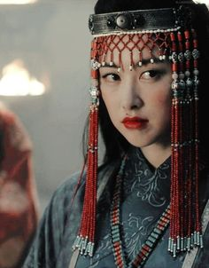 Image result for costume design from marco polo netflix