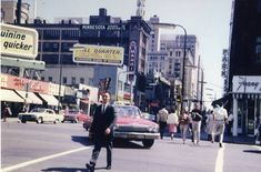 7th and Hennepin, 1964