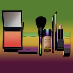 Ombre-packaged perfection from the MAC x Proenza Schouler collection