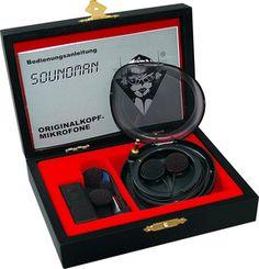 Soundman OKM II Classic A3 Binaural in-ear microphones $235.99