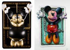 American Depress by Ron English x Kidrobot Black On Sale Now Superhero Movies, Pop Culture, Street Art, English, American, Toys, Anime, Black, Activity Toys