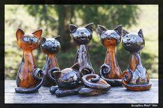Ceramic Cat http://www.szczesliwyaniol.eu/  https://www.facebook.com/SzczesliwyAniol?fref=ts