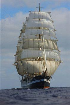 Moby Dick, Luxury Sailing Yachts, Sailboat Yacht, Old Sailing Ships, Ship Paintings, Yacht Interior, Wooden Ship, Tug Boats, Yacht Design