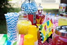Curious George 1st Birthday Party - Kara's Party Ideas - The Place for All Things Party