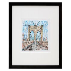 Look what I found at UncommonGoods: Brooklyn Bridge for $145.00 - 325.00