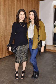 C Social Front. Jenni Kayne + Martha Stewart Living 25th Anniversary Party — Pamela Salzman & Shiva Rose