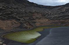 Check out Green Lake Lanzarote by fotostoker on Creative Market