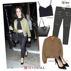 #GetTheLook Inspírate en #CamilaCabello para tu look. Consigue la mejor moda y a un precio genial en #SiamMall