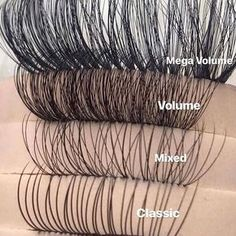 Different style for lashes, Mega volume VS Volume VS Mixed VS Classic lashes Babil can provide professional lashes service. Natural and black eyelashes extension Volume Classic 👉J B C D CC L LC LD Contact me to test sample Whatsapp: 8617806246328 Eyelash Extensions Salons, Eyelash Salon, Eyelash Curler, Eyelash Extensions Natural, Eyelash Extensions Classic, Volume Lash Extensions, Russian Volume Lashes, Eyelash Sets, Magnetic Lashes