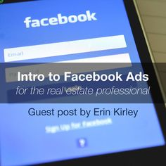 Every day your watch your Facebook organic reach decline. Should you just ditch the world's largest social network? Not so fast. Your real estate business may benefit from Facebook ads, a fairly inexpensive and highly targeted tool. Learn the basics to get started in this guest post by digital marketing expert Erin Kirley of the RESAAS.