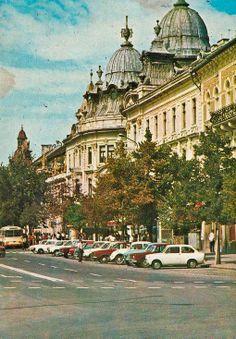 Old Cluj, Romania