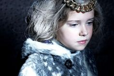 Beautiful photography from children's fashion photographer Emma Tunbridge, a girl and her armour! | smudgetikka