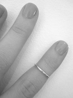 The Bohemian Collective Simple Above Knuckle Ring