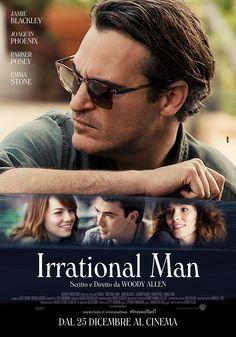 2015 Irrational Man (VO). Enésima interpretación de Allen del aspecto vida-muerte no por ello obviable. Allen sigue siendo Allen.