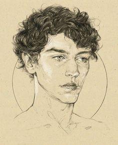 Drawing By Andria Mercuri