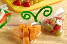 Fruit 'n Cheese Snack Mix Recipe