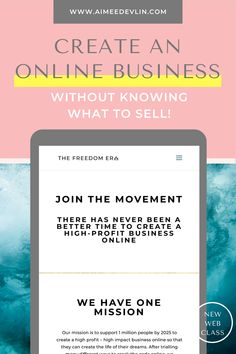 Online Business Opportunities, What To Sell, Successful Online Businesses, Opportunity, Families, Entrepreneur, Investing, Freedom, Happiness