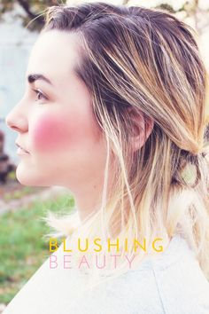 SPRING BEAUTY: a perfect blush - Revamp, Amor