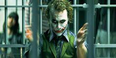 Heath Ledger's Slow Clap in 'The Dark Knight' #pin it #movies #likeflix #netflix likeflix.com