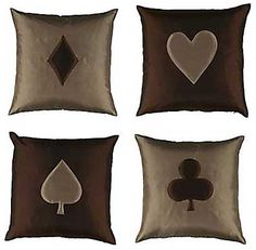 Card Pillows