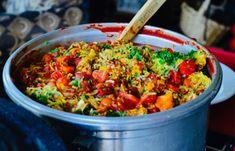 Zucchini Salsa, Zucchini Tomato, Tomato Garden, Garden Tomatoes, Fresh Tomato Salsa, Salsa Recipe, Ratatouille, Pints, Ethnic Recipes