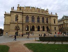 Praha-Rudolfinum