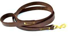 Deluxe Leather Leash