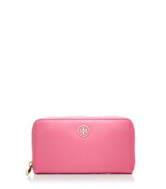 cheap designer walletsChristmas mim!  Robinson Zip Continental Wallet | Womens Wallets & Wristlets | ToryBurch.com