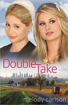 Double Take by Melody Carlson// actually really good