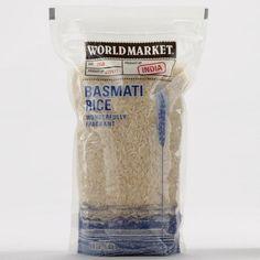 World Market® White Basmati Rice