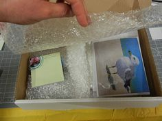 Kelley MacDonald's Daily Paintings: How I Prep Paintings For Shipping