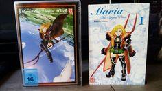Maria the virgin witch, ab sofort als limited Edition mit den ersten Manga erhältlich.