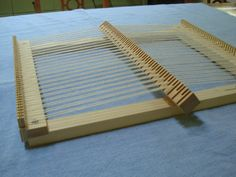 Rotating Heddle Bar A heddle bar is great for separating threads on your loom in order to pass a sword or a shuttle through from end to end. Rotating the heddle bar lifts threads alternately allowing tools to pass in either direction. Made of Northeastern Hard Maple 1 inch square