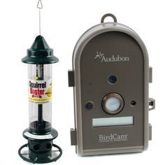 WingScapes Audubon BirdCam Wildlife Camera and Brome Squirrel Buster Bird Feeder - http://bestdishwashershop.net/wingscapes-audubon-birdcam-wildlife-camera-and-brome-squirrel-buster-bird-feeder
