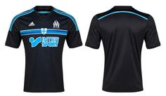 Olympique de Marseille Third Kit