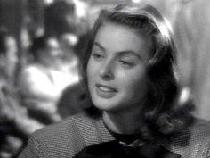 Ingrid Bergman - Notorious - 1946