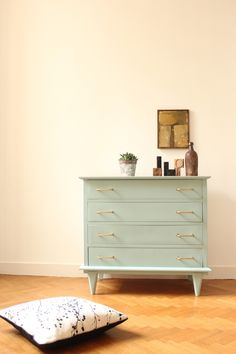 commode vintage TRENDY LITTLE